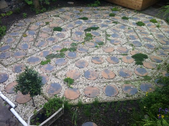 Emmaus House, Edinburgh SCIO: Our Garden Labyrinth