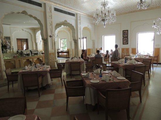 Samode Palace: Un des restaurants