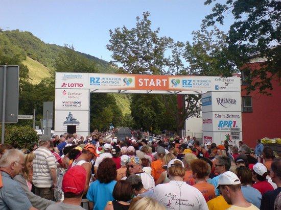 Boppard Hotel Ohm Patt: Mittelrhein Marathon