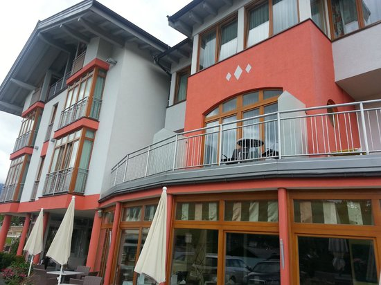 Hotel Schweizerhof Kitzbuehel, Sport- & Beautyhotel: Front of Hotel