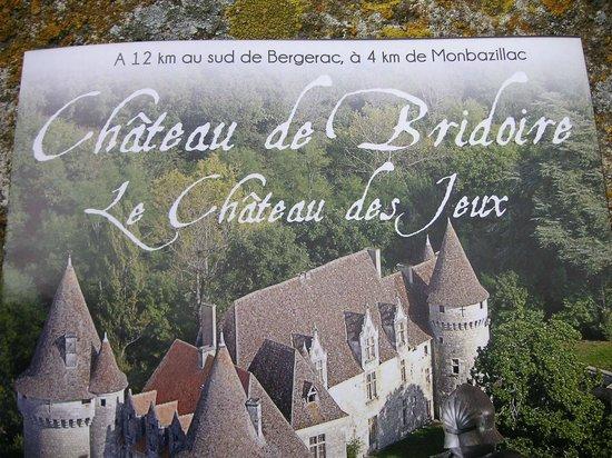 Chateau de Bridoire: Château de Bridoire