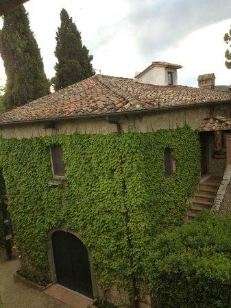 The Villa Le Barone