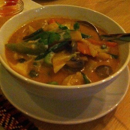 Flora Thai Restaurant: Best Red Thai curry