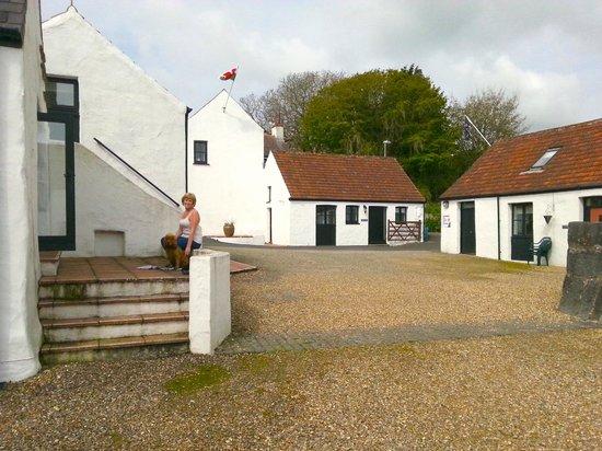 Celtic Haven Cottages: dovecot