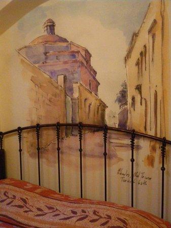 Zacosta Villa Hotel: bedroom