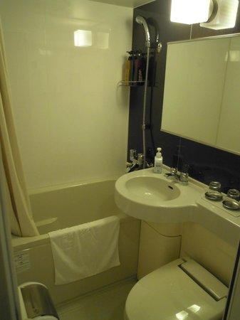 Candeo Hotels Handa: 鏡が大きい
