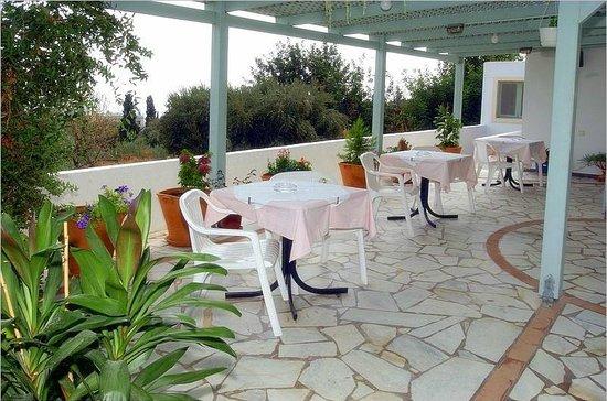 Villa SoRenia: Veranta
