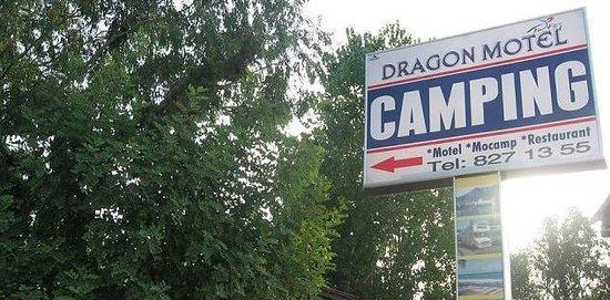 Dragon Mocamp: Main Entrance