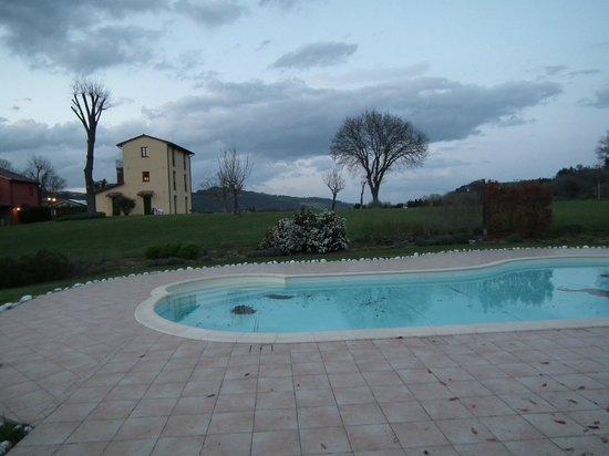 Ca' Virginia Country House Wellness: piscina