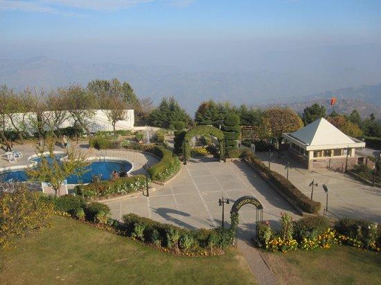 Pearl Continental Hotel Bhurban : Aussicht vom Restaurant