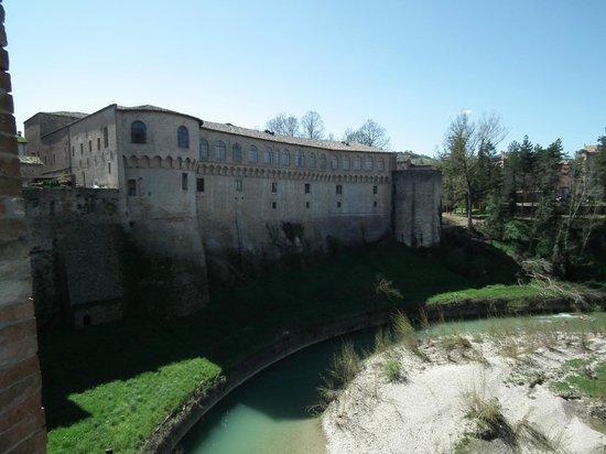 Urbania: palazzo ducale