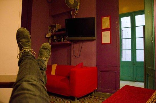 Downtown Hostel: Relax :)