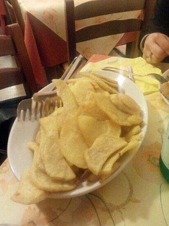 La Nuova Rende : Patate Frittd