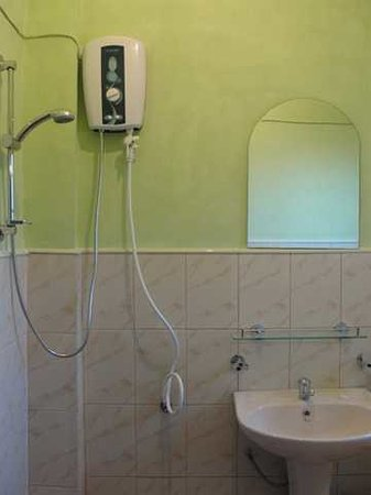 Mysoor Inn: Shower