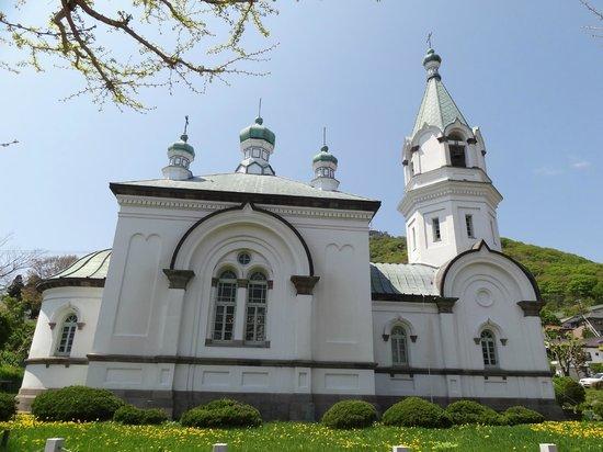 Hakodate Orthodox Church: 函館ハリストス正教会