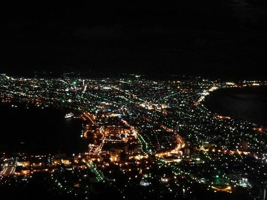 Mount Hakodate: 函館