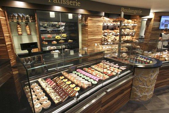 Notre Tea Room Photo De Boulangerie Saudan Fribourg Tripadvisor