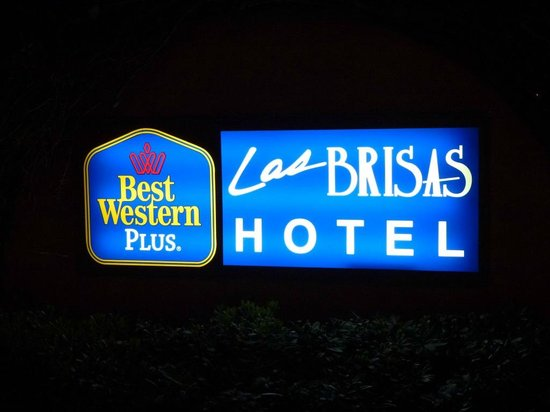 Best Western Plus Las Brisas Hotel: Enseigne