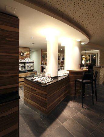 Bakery Saudan: Notre tea-room