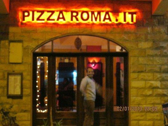 Pizza Roma-it : Walid
