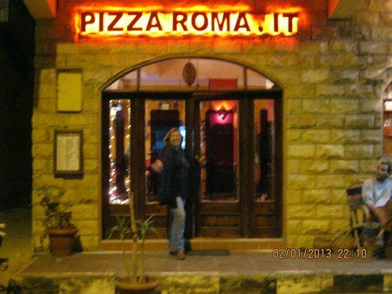 Pizza Roma-it : Fiorella