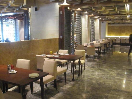 Crowne Plaza Kathmandu-Soaltee: Garden Terrace Restaurant