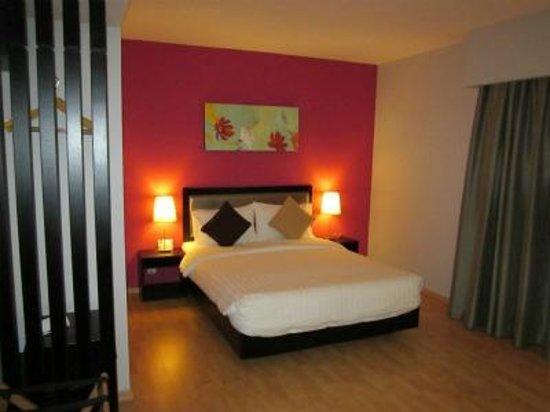 The Brunei Hotel: 広い部屋