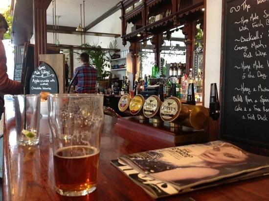 The King Street Tavern: Add a caption