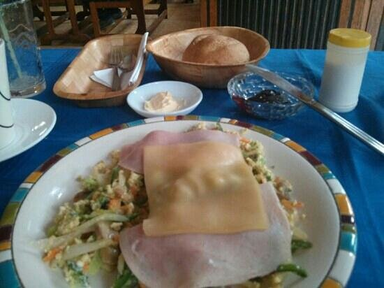 desayuno Rico Pan