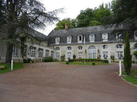 Chambre cossue picture of chateau de beauvois saint for Chambre de commerce st etienne