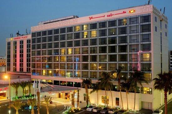 Crowne Plaza Jeddah: Hotel Exterior