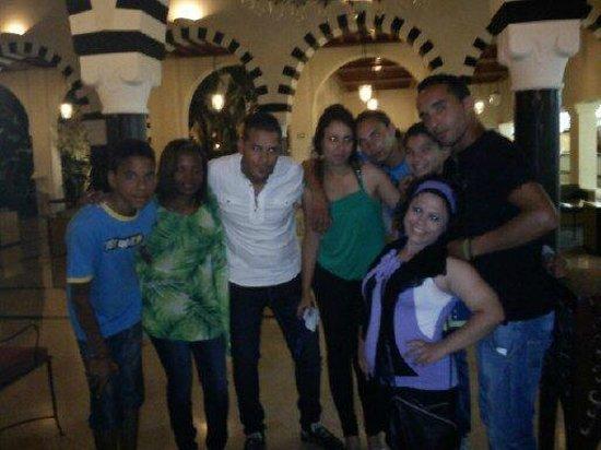 Hotel Shalimar : photo de l'équipe