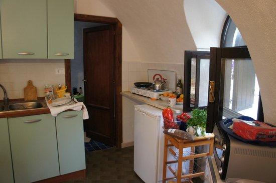 Residence Guidaloca - Bungalows : Kitchen