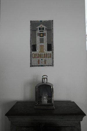Casablanca Belle & Boutique: Element de décord