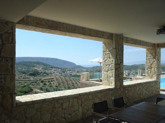 Hotel Perivoli: Une vue extraordinaire sur la région