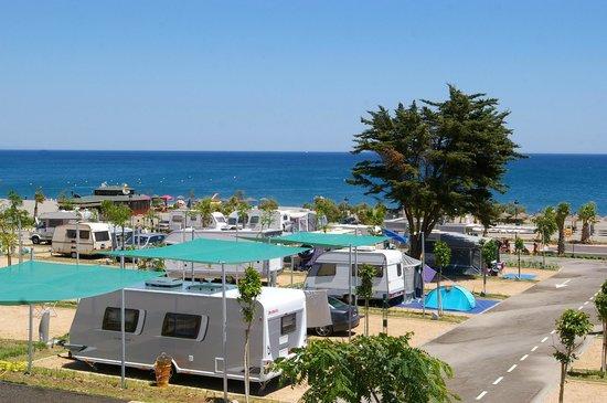 Resultado de imagen de campings de la Costa del Sol