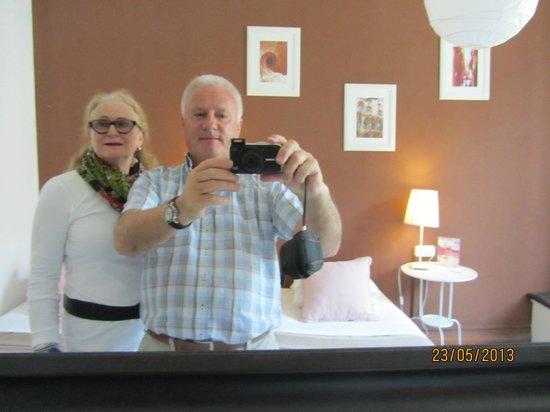 Casa Maca Guest House: Samen in onze mooie kamer