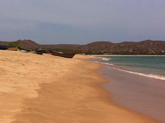 Luanda, Angola: Cabo Ledo beach I