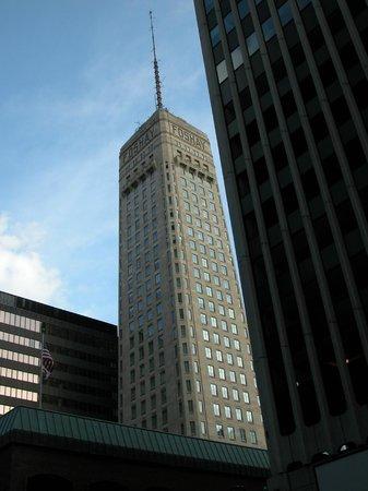 W Minneapolis - The Foshay: La torre dell'hotel