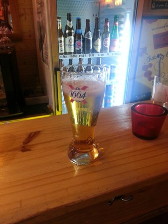 Berlucoquet : Beer!