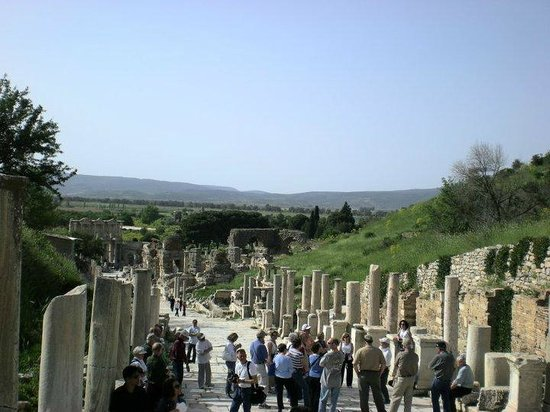 Ruinen von Ephesos: Ancient City of Ephesus