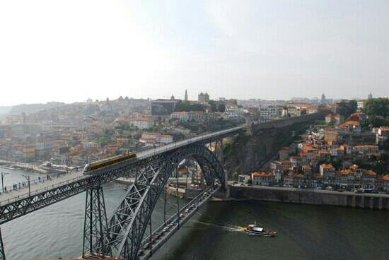 Porto, Portugal- a very romantic city like Paris buy having world class Port wine at century yea
