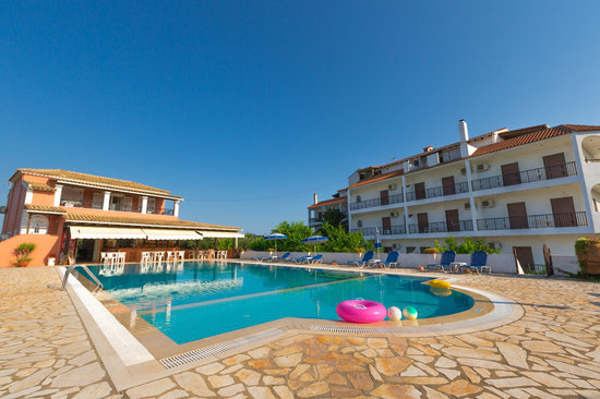 Bruskos Hotel Corfu Reviews