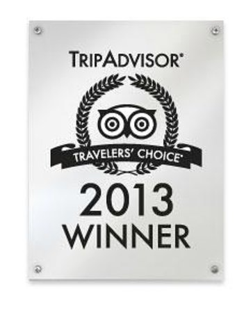 Posada Pachamama: Winner Travel Choice 2013