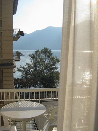 Hotel International au Lac: View from room 337 - not quite built out