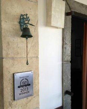 Posada Pachamama: Entrada Reception