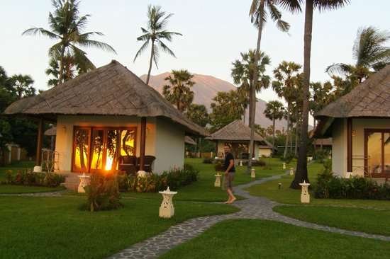 Kubu Indah Dive & Spa Resort: Notre bungalow