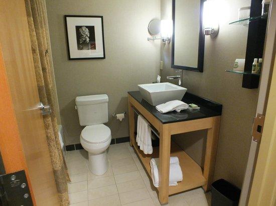 Cambria hotel & suites Raleigh-Durham Airport: Modern und sehr sauber