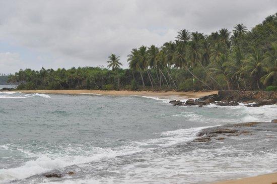 Eva Lanka Hotel: Еще один пляж