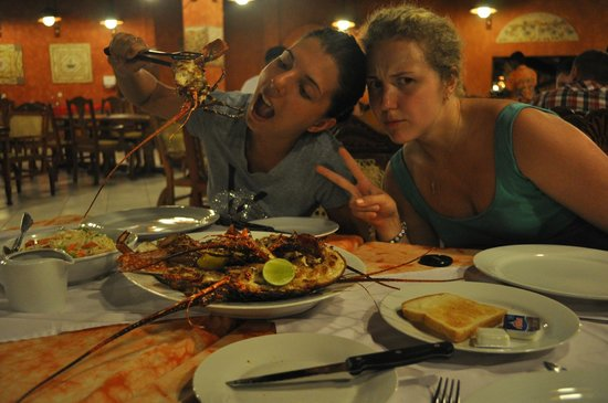 Eva Lanka Hotel: И это очень вкусно, но очень много)